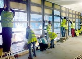 CIC builders cleaning